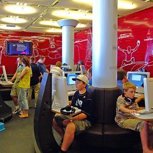 Интернет-кафе Кандров