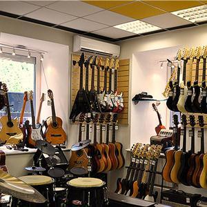 Музыкальные магазины Кандров
