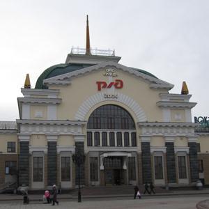 Железнодорожные вокзалы Кандров